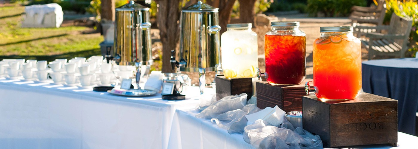 Orange County Event Catering Services - Canyon Catering