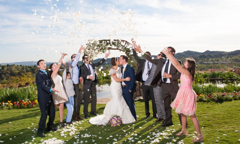 Orange County Wedding Catering Services - Canyon Catering