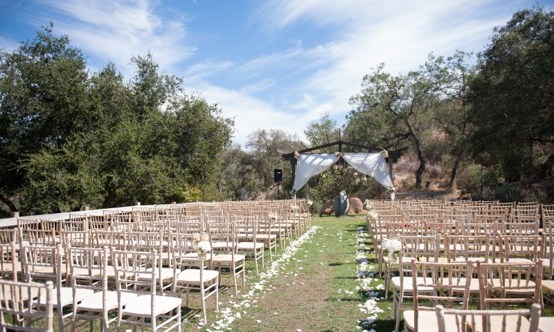The Red Horse Barn Catering Venue in Huntington Beach, CA