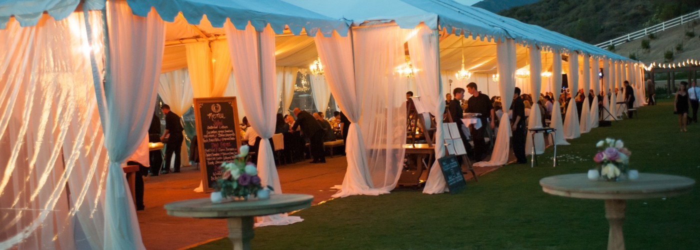 Design & Decor - Special Event Catering Services - Canyon Catering