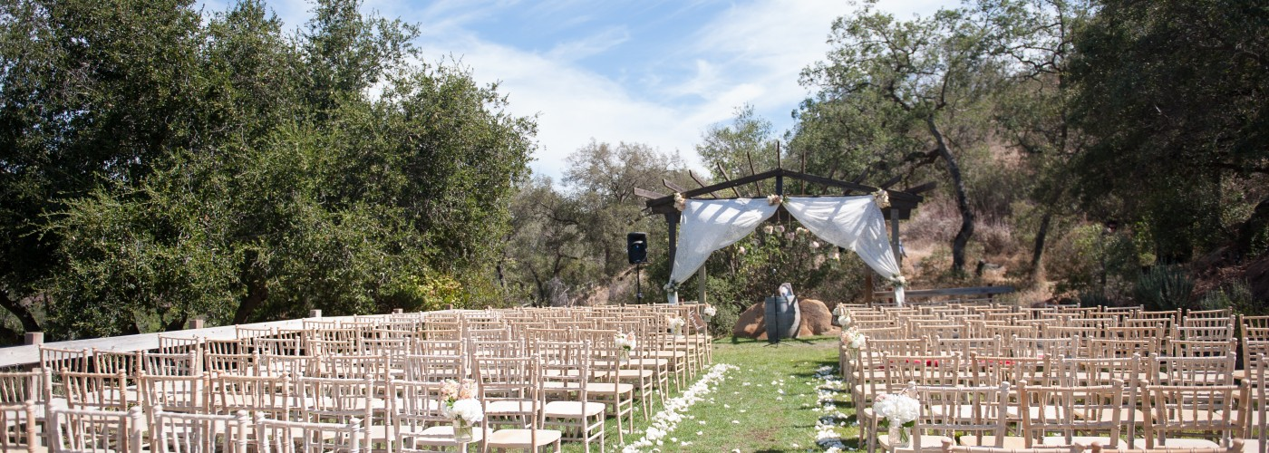 Venues Catering Locations In Southern California Canyon
