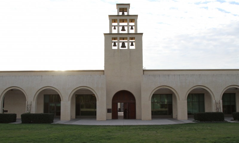The Santa Margarita Bell Tower Catering Venue